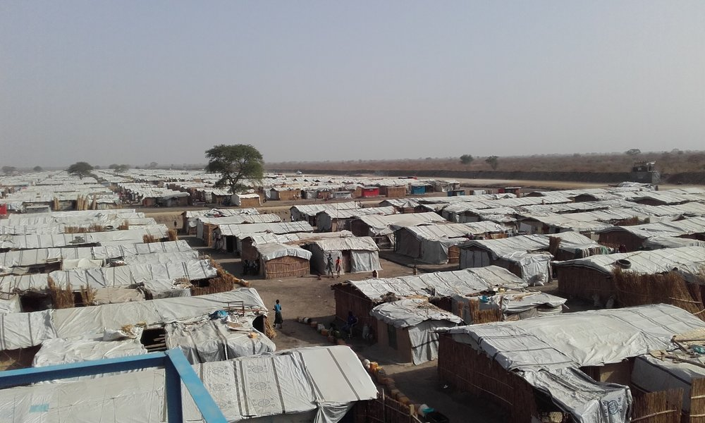 The Bentiu POC camp