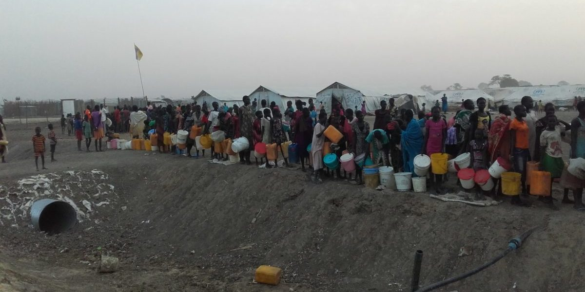 Protect Your Groundwater Day: Groundwater Relief and the Bentiu POC Camp