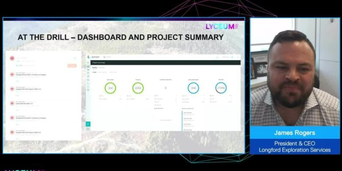 Implementation of streamlined data collection and viewing in early-stage exploration projects