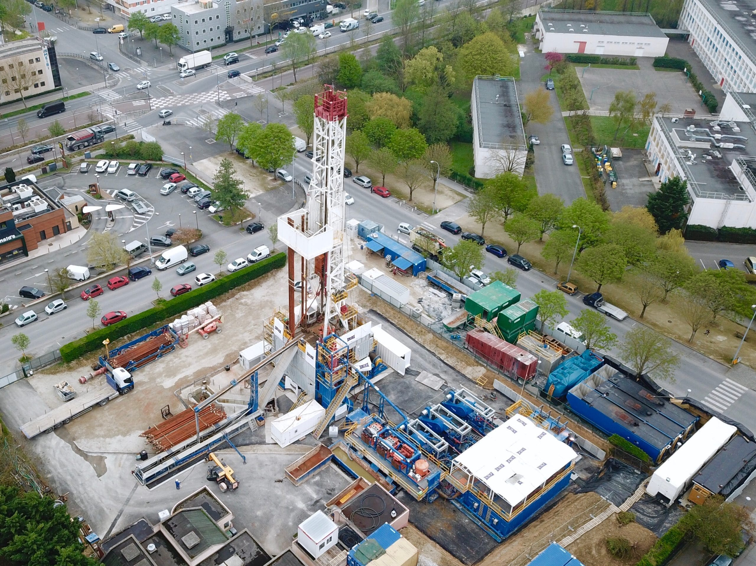 Deep, shallow, hot, cold: The future of geothermal energy
