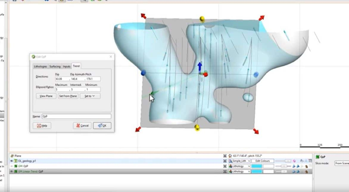 Technical Tuesdays: Advanced surface editing in Leapfrog Geo
