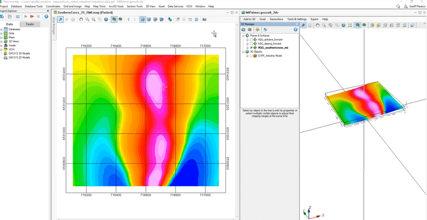 Introducing Seequent Central for Geophysicists