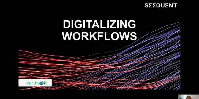 Better decisions from information assets using digitised workflows