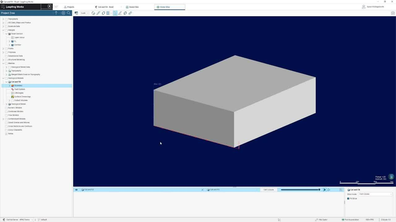 Technical Tuesday: Creating Cut and Fill Volumes from Excavation Designs and Geological Models